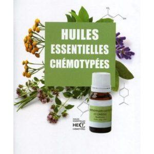Livret huiles essentielles chémotypées